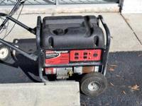 I'm selling a Powermate generator in great working