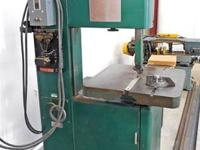Powermatic Model 87 Steel Cutting Vertical Band Saw