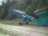 Powerscreen Mark II for sale. Duetz Diesel . Ready to