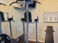 We are offering a used Powertec Basic Trainer which is