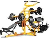 Powertec Home Gym Sold on Powertec web site for