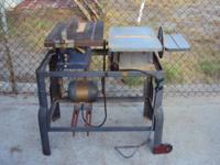 In working condition Both run with the same motor 1/2