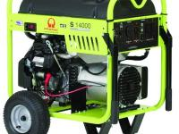 The Pramac S14000 was developed with the contractor or