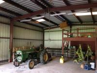 Re-developing property in Houma that has a 30'x40 steel
