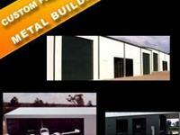 Description METAL BUILDINGS For Sale Baton Rouge, LA
