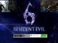Resident Evil 6 Available for PS3 & Xbox 360 $58.99