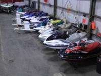 Specialized Motorsports is having a pre-owned jet ski