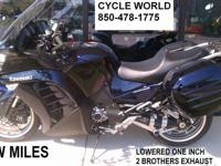 PRE-OWNED 2010 KAWASAKI CONCOURS ABS