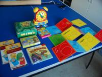 Included in this lot are some great Preschool and