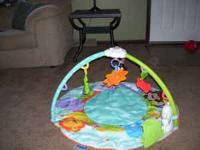 Fisher Price Precious Planet Deluxe Playgym, bought it