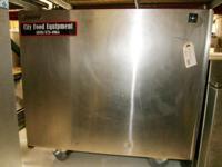 Utilized Precision Undercounter Refrigerator.