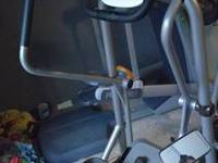 This Precor 5.23 Elliptical is the latest generation
