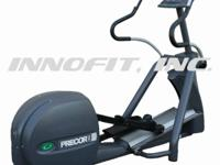 Description This full-commercial elliptical is