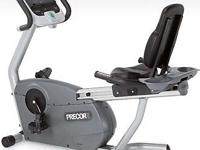 "Hello, I have a "" Precor 846i recumbent "" total body"