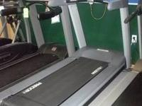 These 954 Experieice Series Treadmills are only 3 years