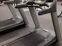 Wise exercise investors trust used Precor treadmills to