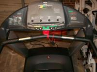 PRECOR C956 TREADMILL...THESE ARE 240 VOLT UNITS...EACH