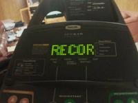 This is a gym-quality elliptical machine that is still