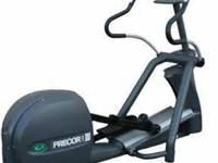 Precor EFX 546 Elliptical industrial grade. Has