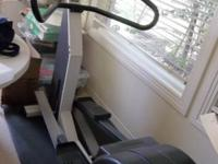 This Precor EFX 544 Elliptical is in outstanding