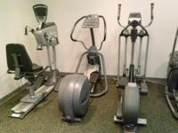 I have Precor EFX 524i Elliptical for sale. it is in