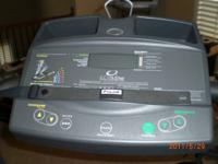 PRECOR EFX 5.21si Elliptical Fitness Crosstrainer,