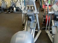 Precor Ellipticals Version EFX 546I Experience Series.