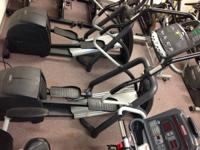 Health club Commercial equipment. This equipment is
