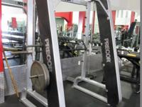 (1) Precor Squat Rack When calling or emailing