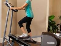 Precor styles and develops premium physical fitness