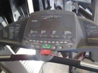 This is a wonderful treadmill. I am 240 pound man and I