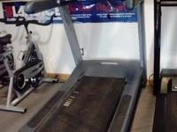 Precor TRM 811. Treadmill. The brand-new TRM 811