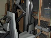 This is a Precor S3.25 home gym system. This has an