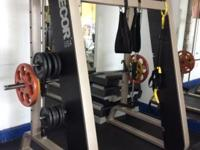 Smith machine mint condition This ad was posted with