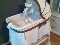 I have a Kolcraft Preferred Position 2-in-1 bassinet