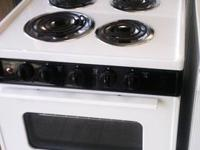 """Brand New Premier 24"""" Wide Electric Range with 10"""""""
