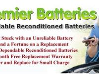 Premier Batteries of Houston. We Have Used Batteries