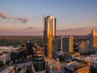 Sovereign's premier plan boasting panoramic views from
