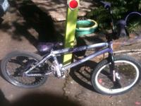 I am testing the waters here I am selling my BMX I
