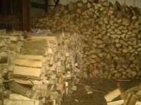 We have great seasoned split hardwood firewood for