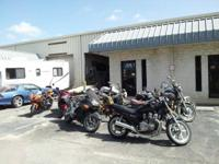 Hi, Red Aces Motorsports in Pflugerville provides