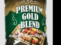 We have Green Mountain Grills Premium Gold Blend 25lb
