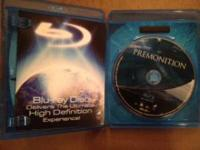 Premonition Blue Ray DVD starring sandra bullock Great