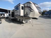 2015 SANIBEL BY PRIME TIME FRONT LIVING FIFTH WHEEL