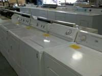Washer and Dryer sets starting at just $398 and