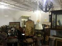 Preparations Are Underway At Our New Lost. . .Antiques