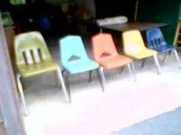 ALL QUALITY HEAVY DUTY SCHOOL FURNITURE. CHAIRS -