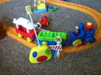 I have a Sesame Street Train it is in great shape and