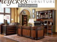 President Desk $1,099 Wyckes Furniture 4 Southern