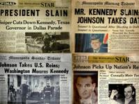 I have a huge collection of President Kennedy